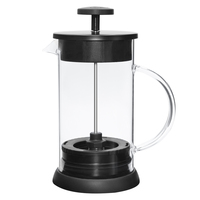 1000ML Home Borosilicate Glass French Press
