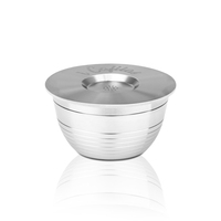 Reusable Stainless Steel Coffee Tea UCC Capsule Pod