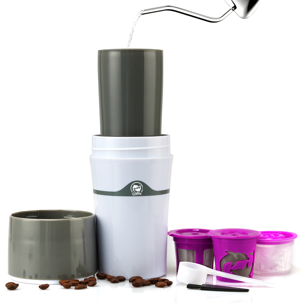 Portable Drip Coffee Mug